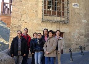 Los extrabajadores del mesón Casas Colgadas de Cuenca seguirán realizando protestas hasta el juicio