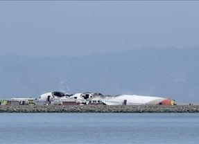 Dos muertos y más de 180 heridos en un accidente aéreo en San Francisco
