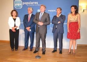Cospedal reforzará su discurso político a través del 'Grupo Territorial de Senadores de Castilla-La Mancha'