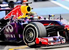 GP de Alemania: Vettel subió a lo más alto de un podio que Alonso no logró alcanzar