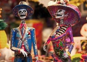 México celebra en Madrid su Día de Muertos