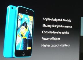Apple tira la casa por la ventana y presenta: el iPhone 5C, 5S y el IOS7