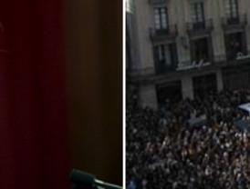 """""""La elección fue transparente y pacífica"""""""