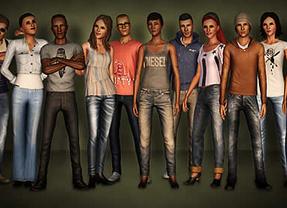 Los Sims, más elegantes gracias al pack 'Diesel Accesorios'
