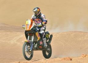 Despres (KTM) llega líder a Perú y con una nueva victoria en el bolsillo