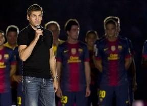 Tito Vilanova se despide del barcelonismo con una carta abierta
