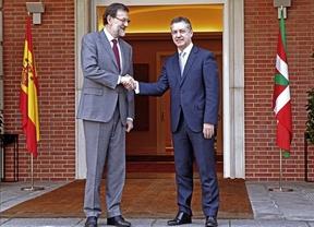 Hoy se destapa que Rajoy y Urkullu se citaron discretamente en Moncloa coincidiendo con el último comunicado de ETA el 15 de julio
