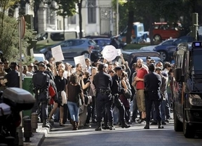 Las manifestaciones volverán a colapsar Madrid: 40 marchas estás previstas para el viernes
