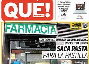 Los trabajadores del diario 'Qué!' desayunan con la noticia de que cierra el periódico; se mantendría la web