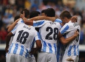 El glorioso Málaga europeo busca la traca final: la primera plaza de su grupo