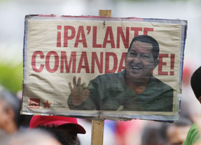 El vicepresidente venezolano afirma que Chávez