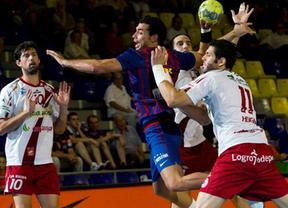 Barça, con rivales más fáciles, y Atlético, antes Ciudad Real, favoritos de la Copa de balonmano