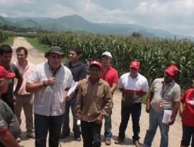 Gobierno crea asambleas agrarias parroquiales