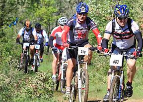 El Corte Inglés apoya el ciclismo de montaña en la 'Riaza B-Pro Bike Maratón'