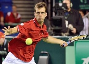España se complica en la Copa Davis con las derrotas de Ramos y Granollers