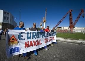 Sin piedad: Bruselas no afloja y exige a España que devuelva las ayudas a los astilleros entre 2007 y 2011