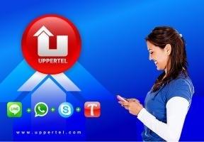 Uppertel, la aplicación española que puede ganar terreno a WhatsApp y Line