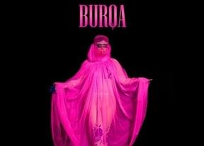 Lady Gaga siembra polémica el día del fin del Ramadán con la 'filtración' de 'Burqa'