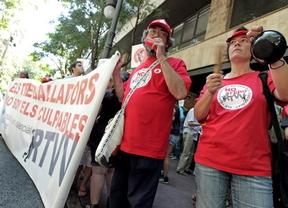 El gobierno valenciano echa el cierre a Canal 9 tras la nulidad judicial del ERE: 1.300 trabajadores, a la calle