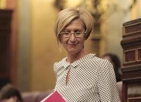 Rosa Díez afirma que Rubalcaba 'ya sabía lo que iba a ocurrir' en Asturias... y que lo consintió