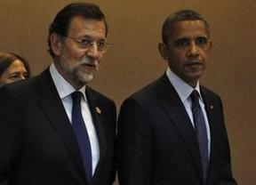 Rajoy, a la caza de inversores para España bajo el aval de Obama: llega su primera gran reunión en la Casa Blanca