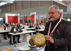 Imagen de una de las actividades de promoción del queso manchego