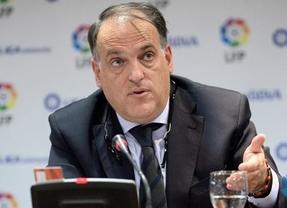 La Liga se desdice y descarta ahora una huelga futbolera por el reparto de los derechos televisivos
