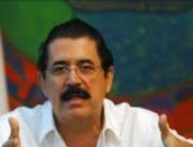 Zelaya calificó a Kirchner de