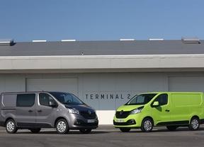 Renault pone a la venta en España los nuevos Trafic y Master