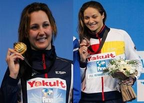 La natación sigue dando alegrías: Melanie Costa y Duane da Rocha, oro y bronce