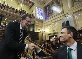 Sánchez sigue la línea de Rubalcaba y repite el acuerdo con el PP sobre la política económica europea