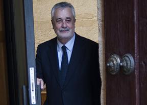 Griñán: 'Renuncio porque no quiero que ningún escándalo salpique a Andalucía ni a la Junta'