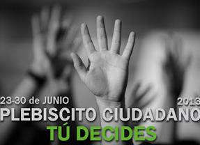 Muchos nuevos voluntarios se apuntan para colaborar con el Plebiscito Ciudadano