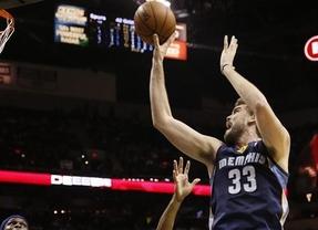 Cara y cruz 'española' en la jornada de la NBA: victorias, derrotas y hasta ausencias