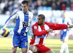 Liga - Almería-Espanyol: un partido con opciones para el equipo andaluz, pero desordenado y sin goles