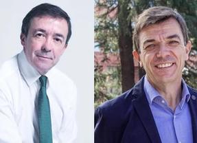 Andradas y Carrillo se jugarán la segunda vuelta en las elecciones a rector de la Complutense