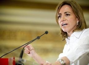 Chacón apuesta por la igualdad de género con el apoyo de De la Vega