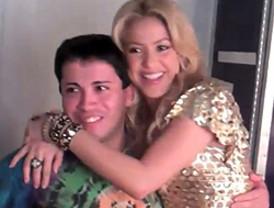 Shakiro cumple su sueño: ya conoce a Shakira