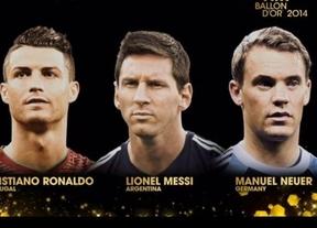 ¿Se autoexcluye Messi al Balón de Oro?  El argentino reconoce que Cristiano y Neuer 'han hecho un año espectacular'