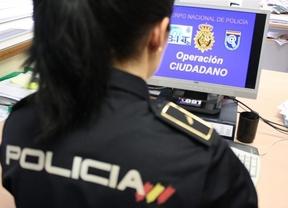 41 detenidos en una operación contra la pornografía infantil