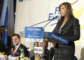 Sánchez-Camacho responde a Aznar que no se debe
