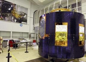 El décimo satélite Meteosat será puesto en órbita este jueves