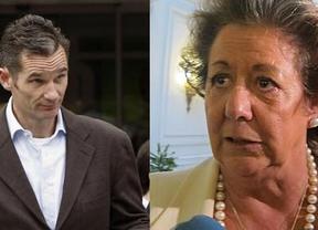 Rita Barberá no se corta con Urdangarín: