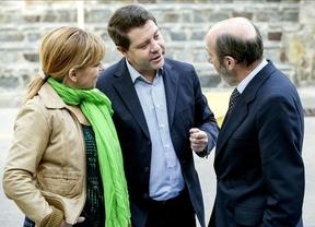 García-Page no aclara si apoyaría a Rubalcaba como candidato a la Presidencia
