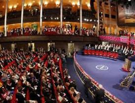 El Nobel Economía cerró la ceremonia en Estocolmo