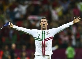 Cristiano no se mofó de Messi: era una dedicatoria para su hijo