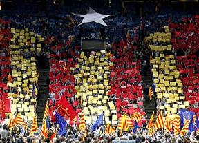 Los actos de la Diada ya triunfan antes de su celebración: con más de 455.000 registrados, se superará la 'Cadena humana' de 2013