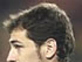 A falta de Ronaldo, bueno es Casillas para el láser
