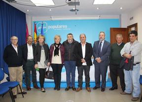 Jesús Labrador se reúne con la Asociación de Víctimas del Terrorismo de Castilla-La Mancha
