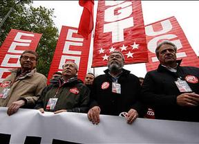 Los sindicatos, a Rajoy: